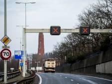 Utrechtsebaan vanaf volgende week meerdere weekeinden achtereen afgesloten