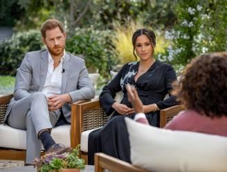 Harry en Meghan uitgejoeld tijdens Britse TV Awards