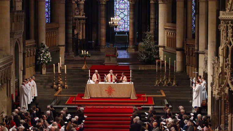 De aartsbisschop van Canterbury Beeld AP