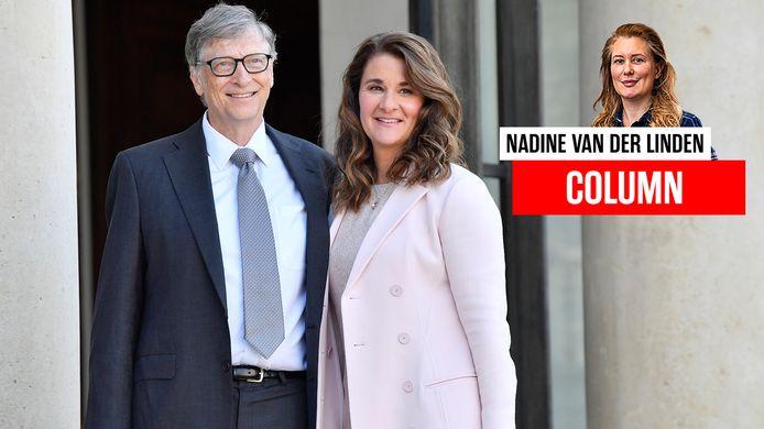 Bill en Melinda Gates op archiefbeeld.