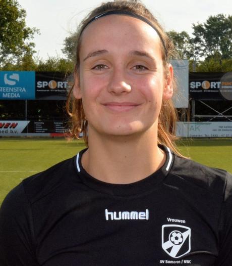 Shauny Regli wint met Someren/NWC van oude club Nuenen