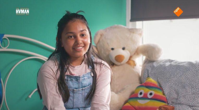 Anashya (11) in Wat zou jij doen? Beeld