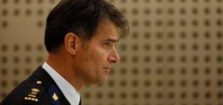 Korpschef Akerboom noemt geweld tegen politie in Doetinchem onacceptabel