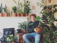 Rutger heeft 200 planten in zijn woning staan: 'Het is toch wel een uit de hand gelopen hobby'