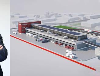"""DPD bouwt nieuwe hub naast R0 in Vilvoorde: """"Per jaar zullen 60 miljoen pakjes door sorteermachine vliegen"""""""