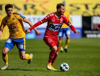 Recordhouder Teddy Chevalier sluit seizoen bij KV Kortrijk af zonder competitiegoal
