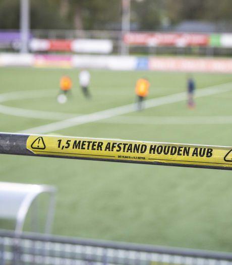 Amateurclubs: 'Laten we ermee stoppen, dit seizoen heeft nooit bestaan'