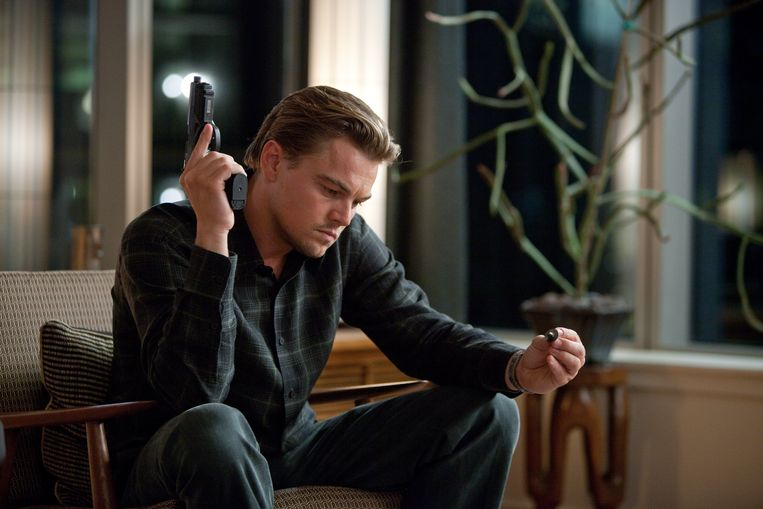 Leonardo DiCaprio in 'Inception'. Beeld AP