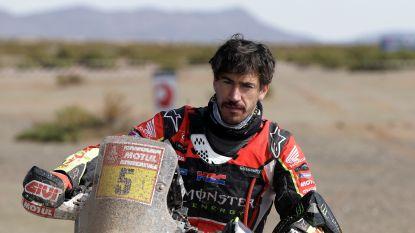 Spanjaard Joan Barreda Bort snelste motorrijder in eerste Dakar-etappe, Al-Attiyah meteen leider bij wagens