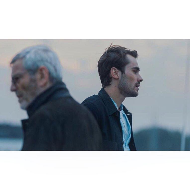 ...Op de BBC is hij te zien als agent Niels naast de Fransman Tchéky Karyo.