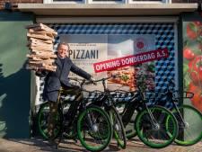 Camille Peters opent Pizzabar Pizzani in Eindhoven; 'Pizza is populairste eten ter wereld'