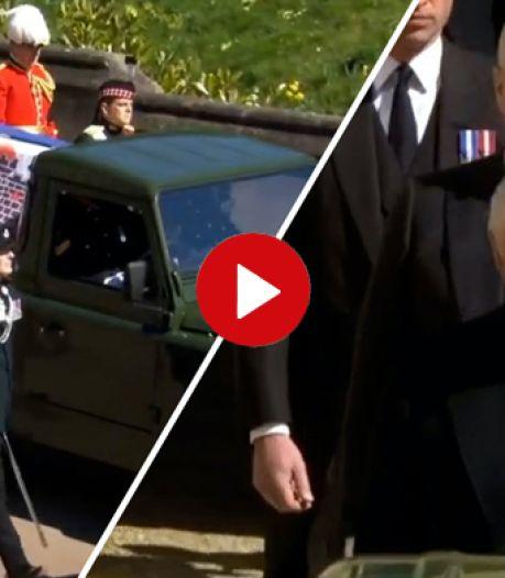 Video van de Dag | Zo werd er afscheid genomen van prins Philip