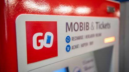 De nieuwe verkoopautomaten van de MIVB leveren ook MOBIB Basic-kaarten af