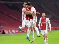 Uitblinker Antony bezorgt 'oud' Ajax een opkikker tegen PEC Zwolle