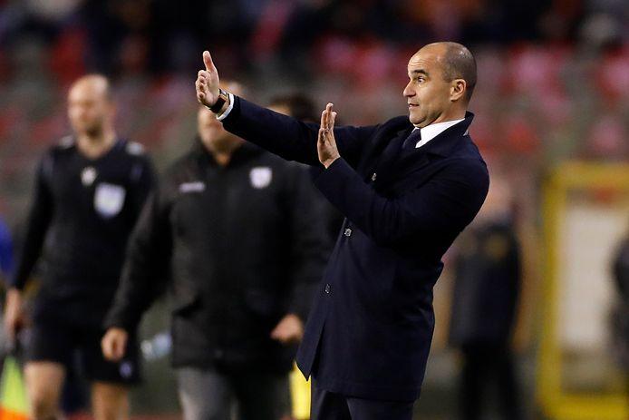 Pour Roberto Martinez c'est clair: si les Diables veulent remporter un trophée, ils ne doivent pas toucher à leur style de jeu.