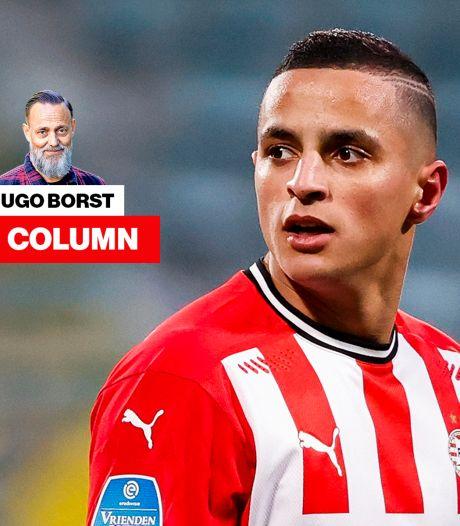 Wulpse Mo Ihattaren flirt op social media zo met Ajax dat hij op een golddigger lijkt