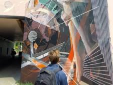 Tiende keer Step in the Arena in Eindhoven: De laagjes in graffiti