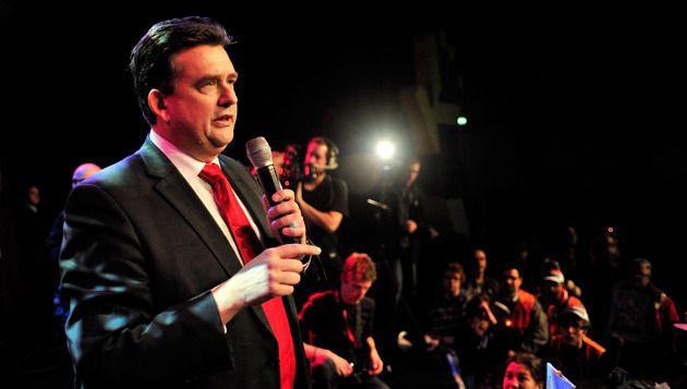 SP-leider Emile Roemer © anp