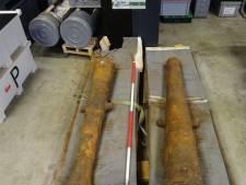 Opgeknapte kanonnen volgend jaar in MuZEEum