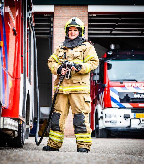 Deze brandweervrouwen willen meer dames in een bluspak: 'Ik voelde me een attractie'