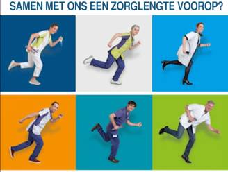 AZ Sint-Blasius zet eigen personeel in als ambassadeurs om nieuwe verpleegkundigen te vinden