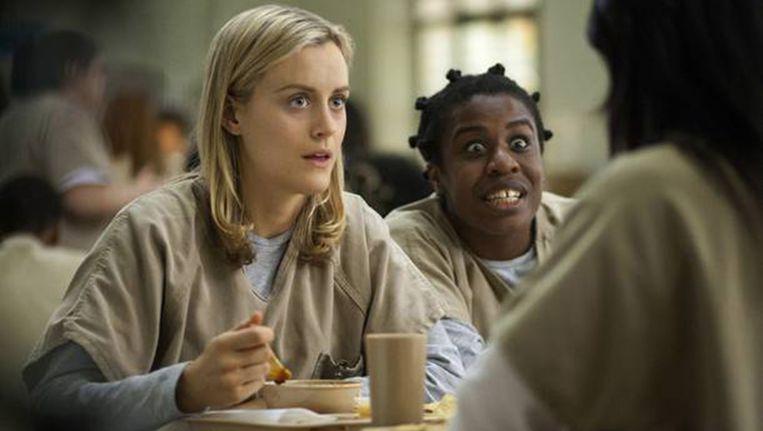 Een beeld uit 'Orange Is The New Black'. Beeld ap