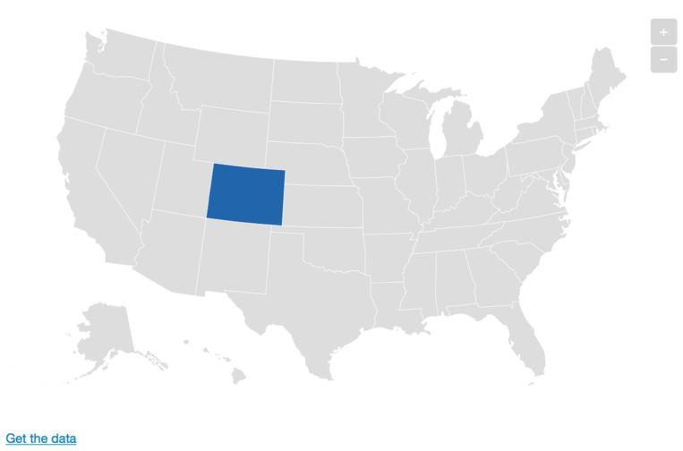Colorado. Beeld De Morgen