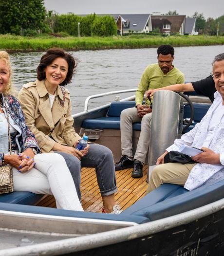 Varend Giethoorn gaat klein beetje van het slot: 'Eindelijk dorp zien zonder duizenden toeristen'