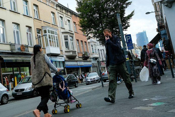 De man werd voor zijn overlijden opgemerkt in de Brabantstraat