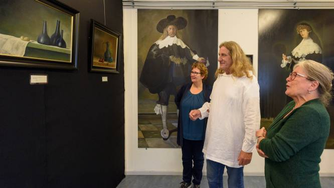 Contact maken met kunstenaars tijdens de Atelierroute