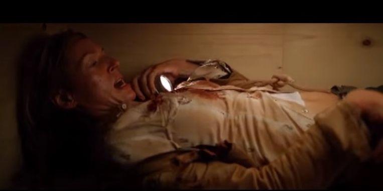 Uma Thurman in 'Kill Bill: Vol. 2'. Beeld RV