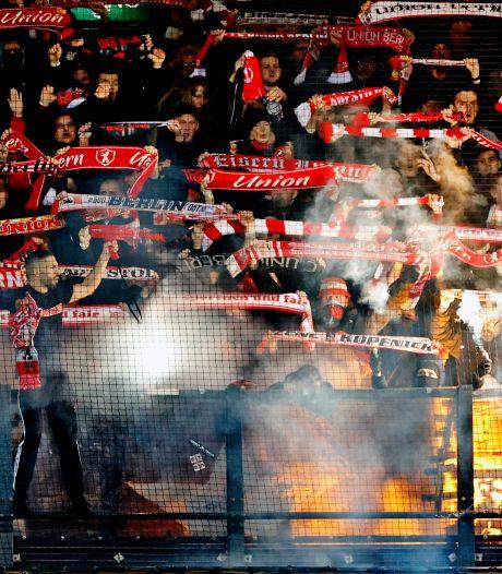 75 fans Union Berlin aangehouden, Duitsers beklagen zich over behandeling door politie