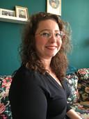 Wieteke Frieling heeft last van stress nu het einde nadert van haar huur bij Studentenhuisvesting.