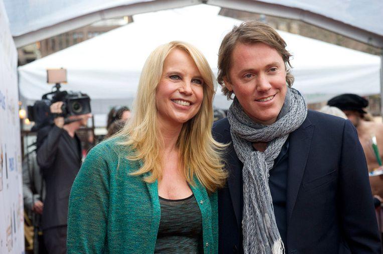 Linda de Mol en Jeroen Rietbergen<br /> Beeld