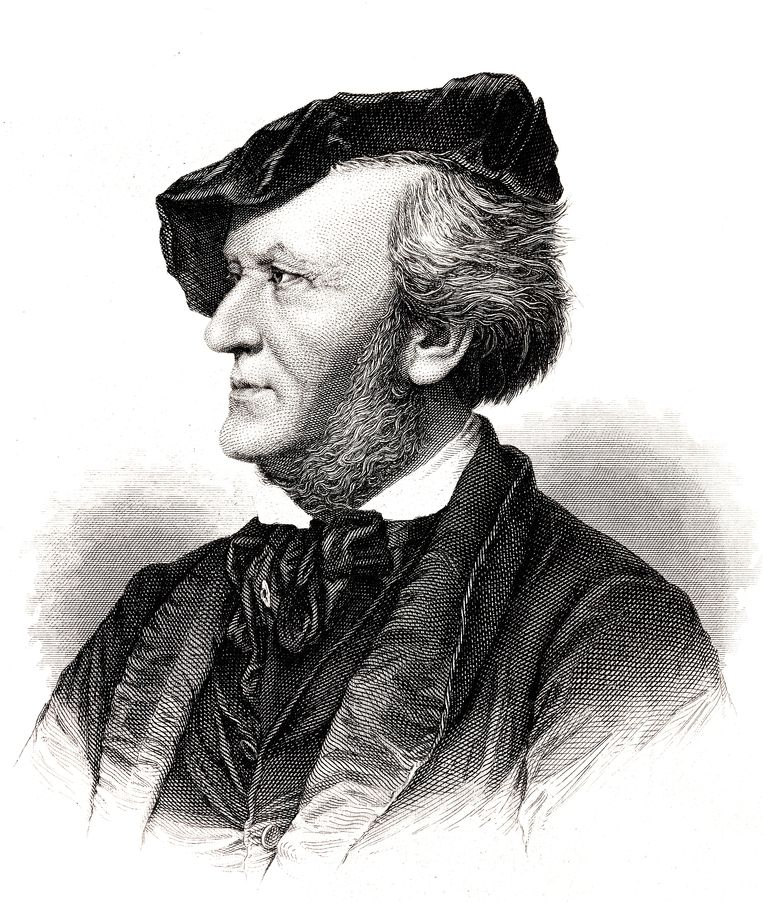 Richard Wagner. Beeld Getty Images