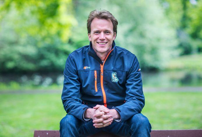 Robert Groeneveld.(Voorburg 06-05-2019) Foto:Frank Jansen