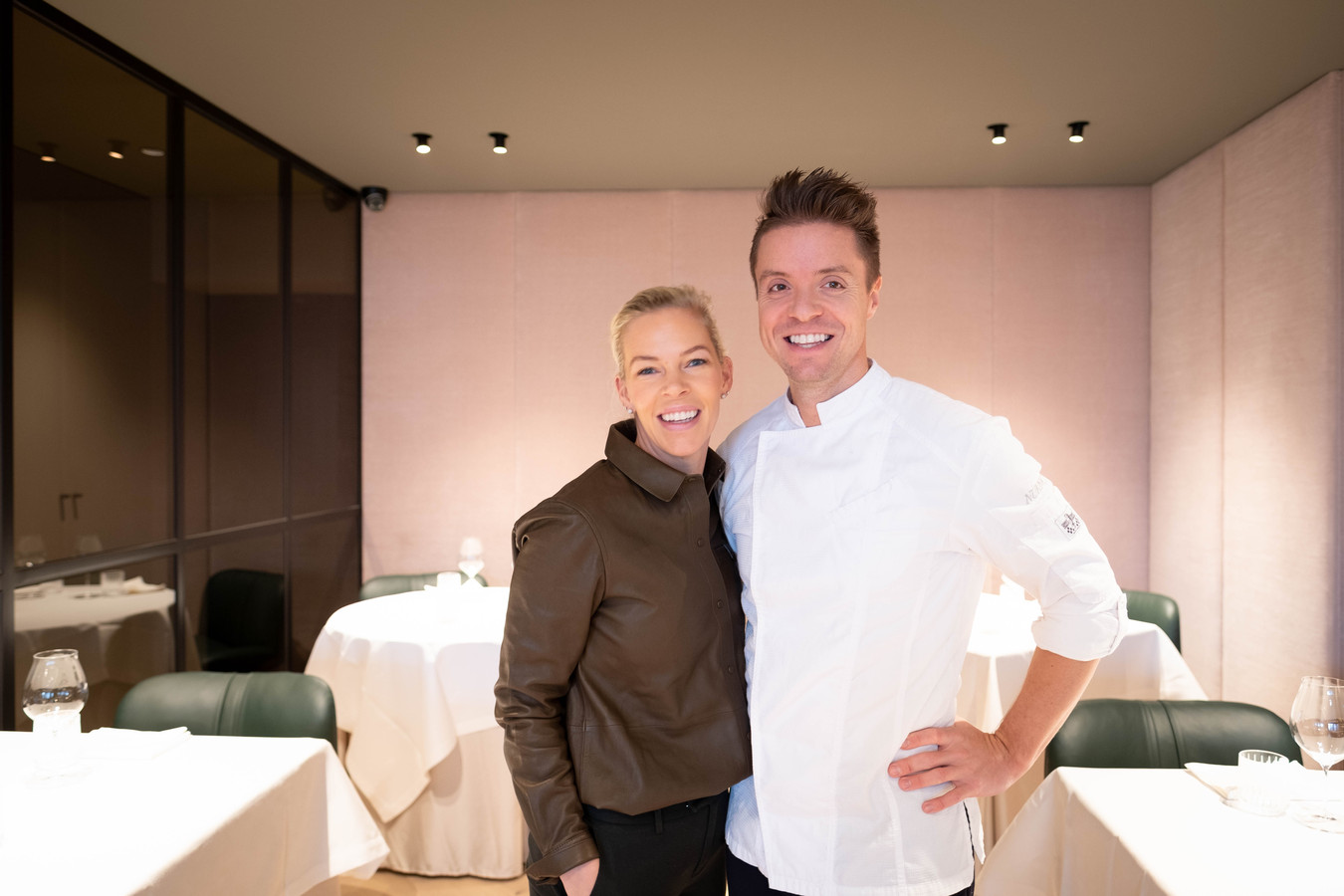 Sofie Willemarck en Thierry Theys
