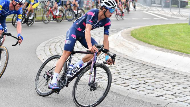 """Dries De Pooter naar Amerikaanse ploeg van Axel Merckx: """"Ik ben nog niet klaar met de beloftencategorie"""""""