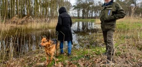 Haar hond liep los en joeg op een ree: 'Stom, stom, stom'