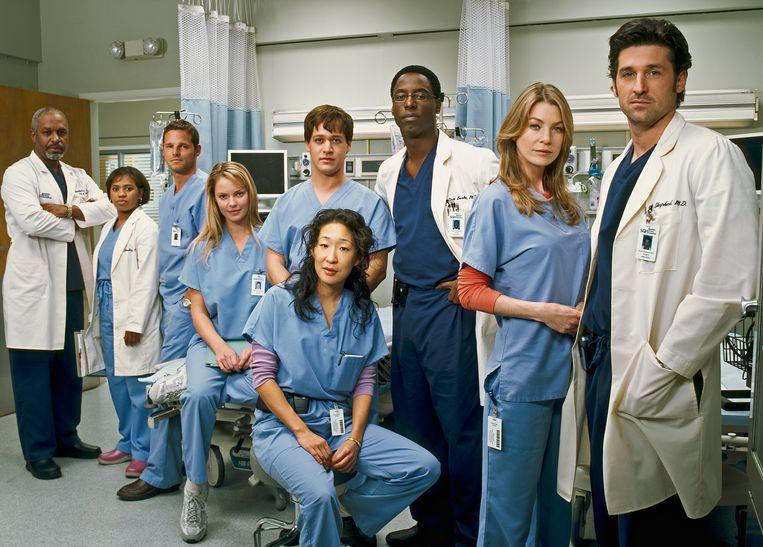 Grey's Anatomy Beeld Walt Disney Television via Getty