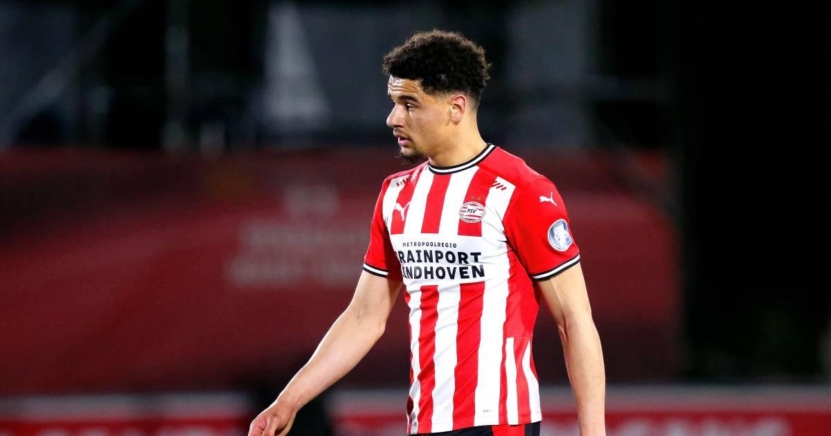 Armando Obispo glundert weer en kan zijn toekomst bij PSV na lichten optie vormgeven - Eindhovens Dagblad