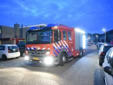 Brand door vergeten pannetje op het vuur in woning Almelo
