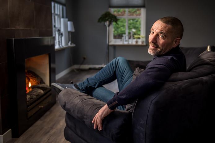 Hendrie Krüzen is na zijn ontslag weer thuis in Vriezenveen.