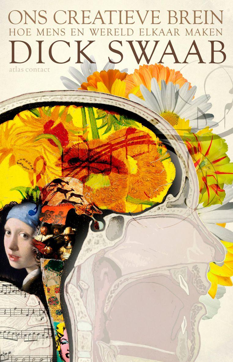 Dick Swaab, 'Ons creatieve brein'.  Beeld rv