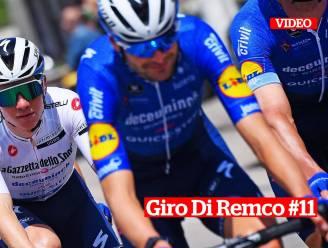 """Giro Di Remco #11. Kan Evenepoel zaterdag het roze pakken? """"Hij is héél slim aan het koersen"""""""