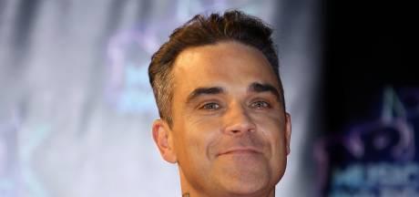 Robbie Williams brengt kerstplaat uit