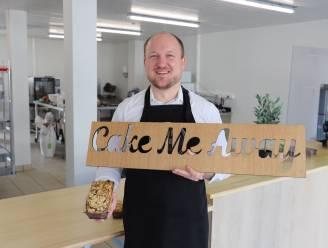 """Klaas (37) opent gloednieuwe dessertwinkel Cake Me Away: """"Een creatieve hub voor lekkerbekken"""""""