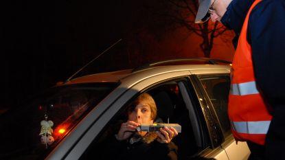 Elf autobestuurders laten zich vangen op oudjaar