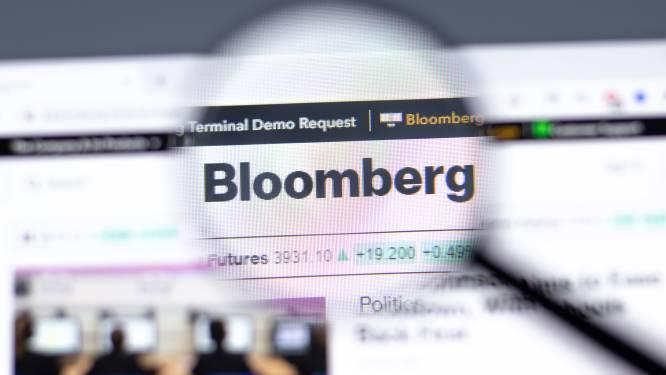 Franse miljoenenboete persbureau Bloomberg om nep persbericht