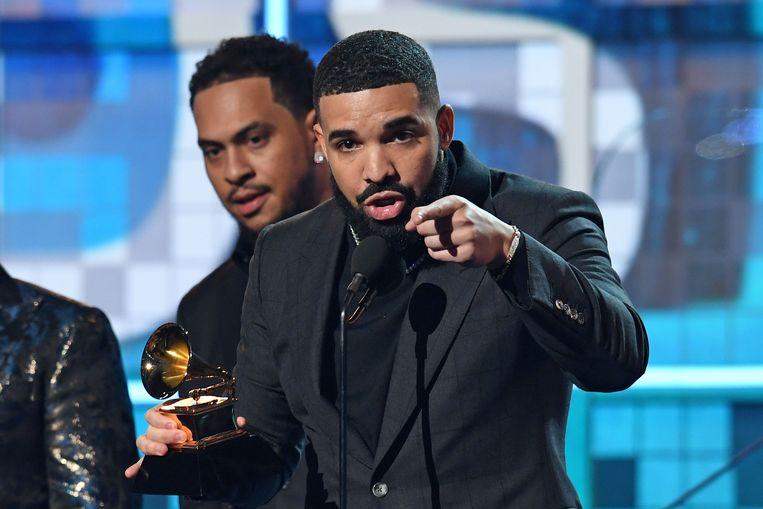 Drake.  Beeld AFP